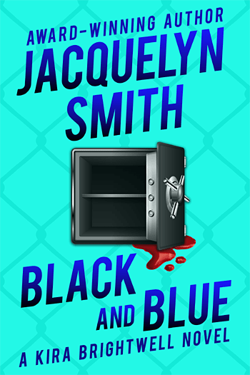 Black and Blue Kira Brightwell cover
