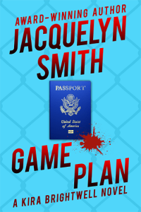 Game Plan Kira Brightwell cover
