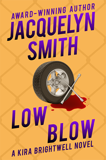 Low Blow Kira Brightwell cover