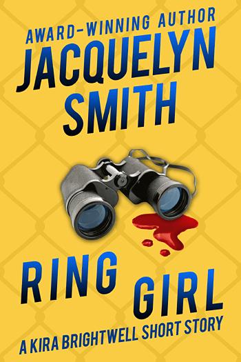 Ring Girl Kira Brightwell cover