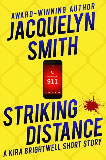 Striking Distance Kira Brightwell cover