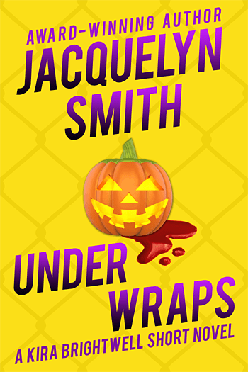 Under Wraps Kira Brightwell cover